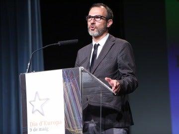 Biel Barceló, ahora ya exvicepresidente del Govern de les Illes Balears y exconseller de Innovación, Investigación y Turismo