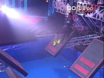 Irene Junquera consigue un récord en 'Ninja Warrior'
