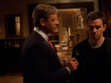 Mark Wahlberg y Russell Crowe protagonizan 'La Trama'