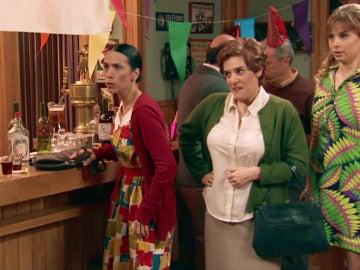 Manolita y Benigna, la ira en estado puro en la 'Brocheta Parti'