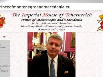 """Al descubierto la """"dolce vita"""" del príncipe de Montenegro"""