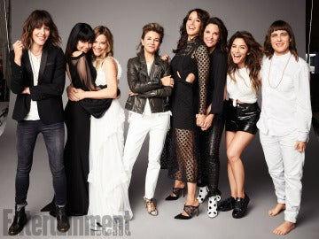 Reunión del reparto de 'The L Word'