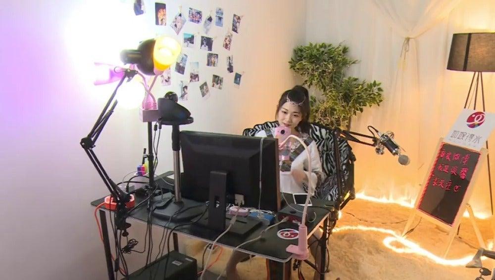 Los jóvenes chinos descubren el streaming