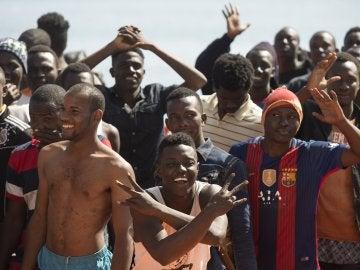 La celebración de los refugiados
