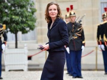 La exministra conservadora francesa Nathalie Kosciusko-Morizet.