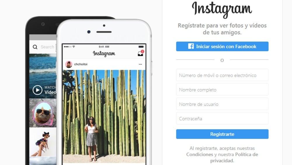 Investigan a un menor en Málaga por suplantar a un compañero en Instagram.