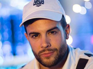 Luis, el sexy árbitro de 'Ninja Warrior'