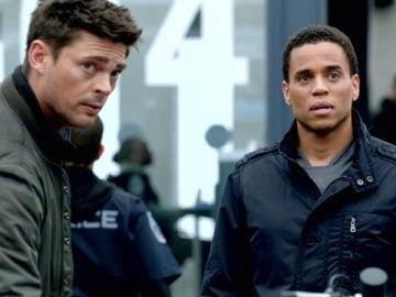 La serie producida por J.J. Abrams 'Almost human' se estrenará muy pronto en Antena 3