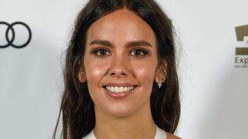 Cristina Pedroche en la Semana de la Moda de Baño de Gran Canaria