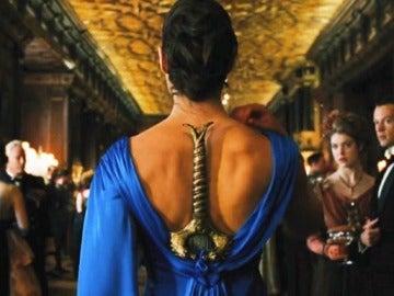 La escena de la espada de Wonder Woman