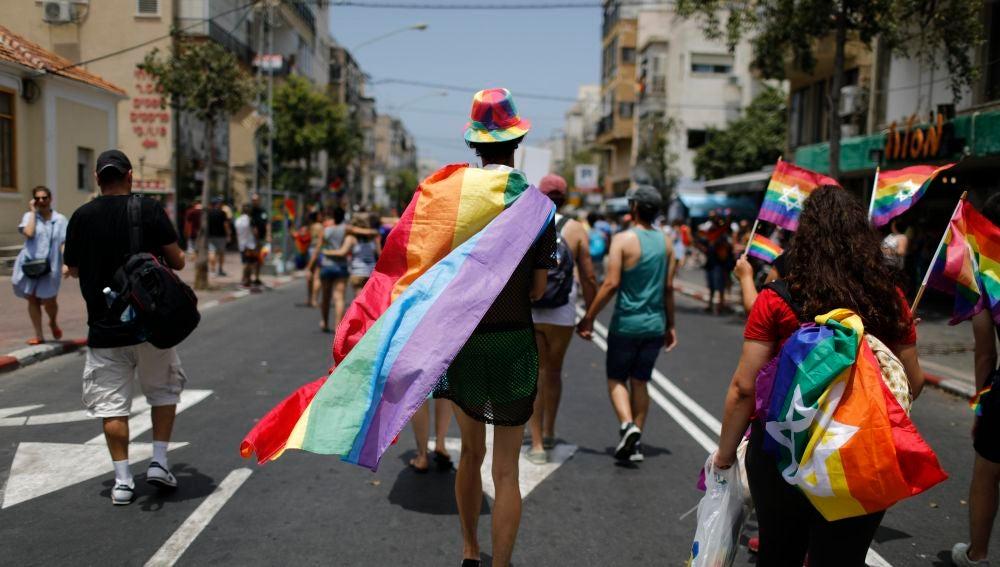 Ser homosexual es delito en 72 países y en 8 se castiga con pena de muerte