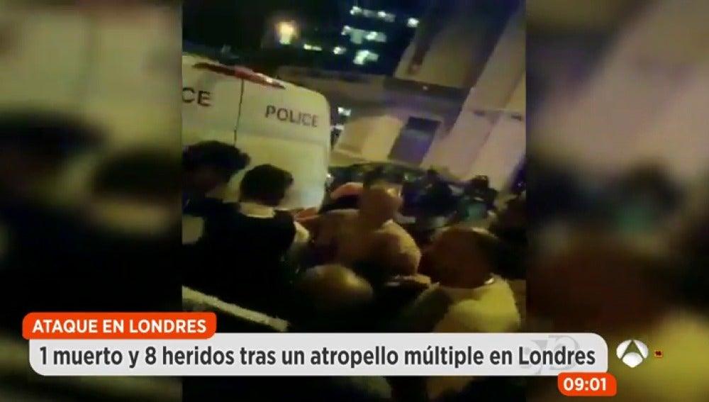 TERRORISTA LONDRES