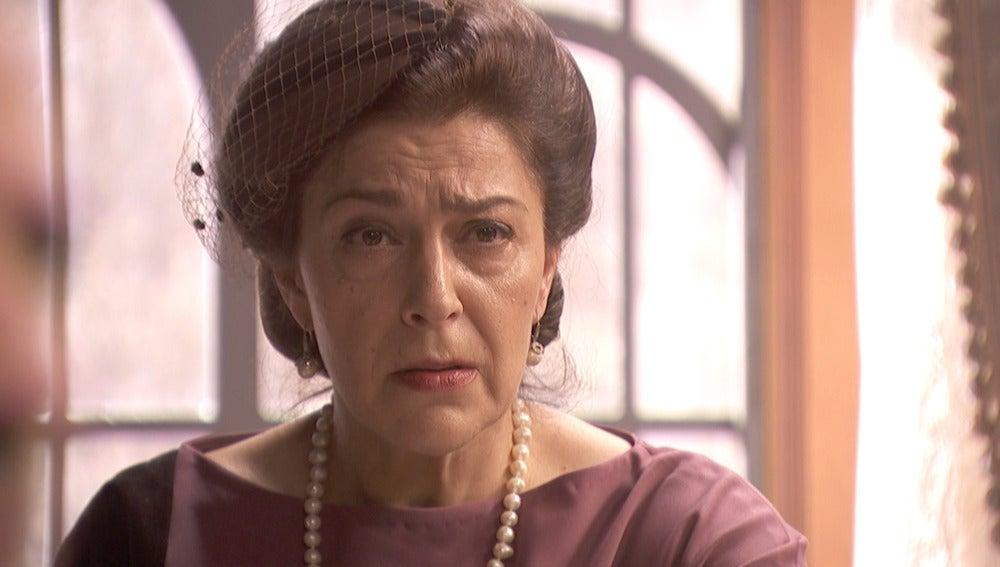 El miedo invade a Francisca, ¿habrá una desgracia en La Quinta?