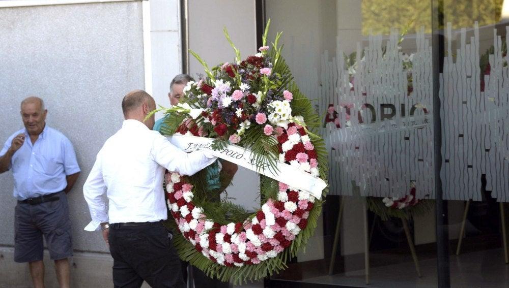 Los restos mortales del torero vizcaíno Iván Fandiño llegan
