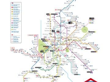 Metro LGTBI de Madrid