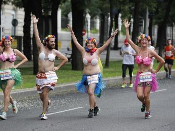 I Carrera por la Diversidad en Madrid