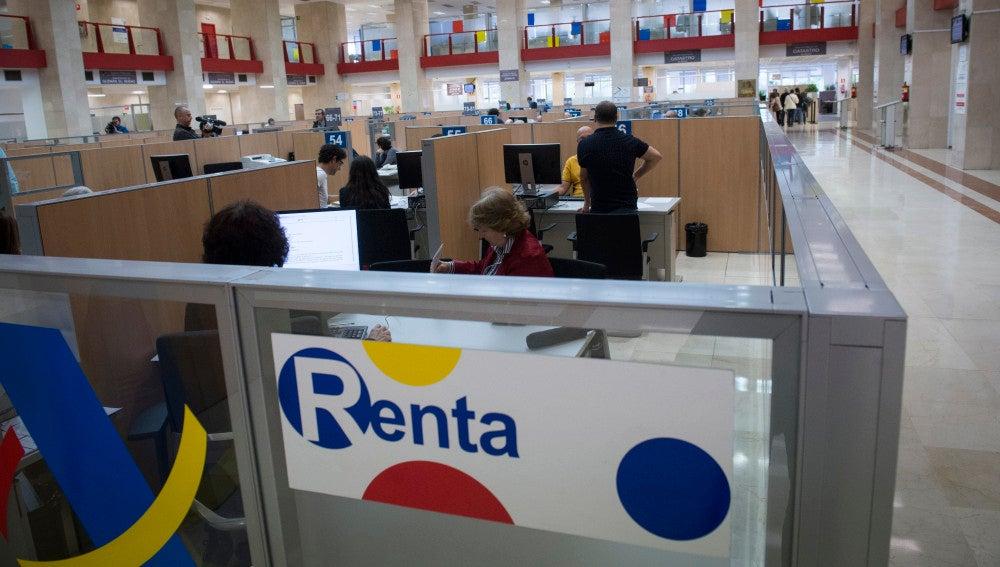 Antena 3 tv hoy finaliza el plazo para solicitar cita for Oficinas de la agencia tributaria madrid