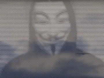 Anonymous anuncia que la NASA está a punto de informar sobre el hallazgo de vida extraterrestre