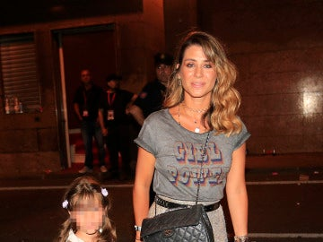 Elena Tablada y su hija Ella