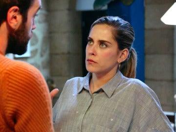 """Carmen a Iñaki: """"Quiero que seamos amigos por nuestra hija"""""""