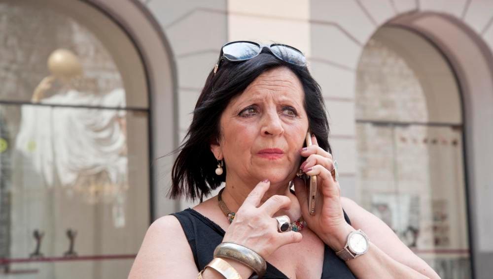 Pilar Abel, la supuesta hija de Dalí