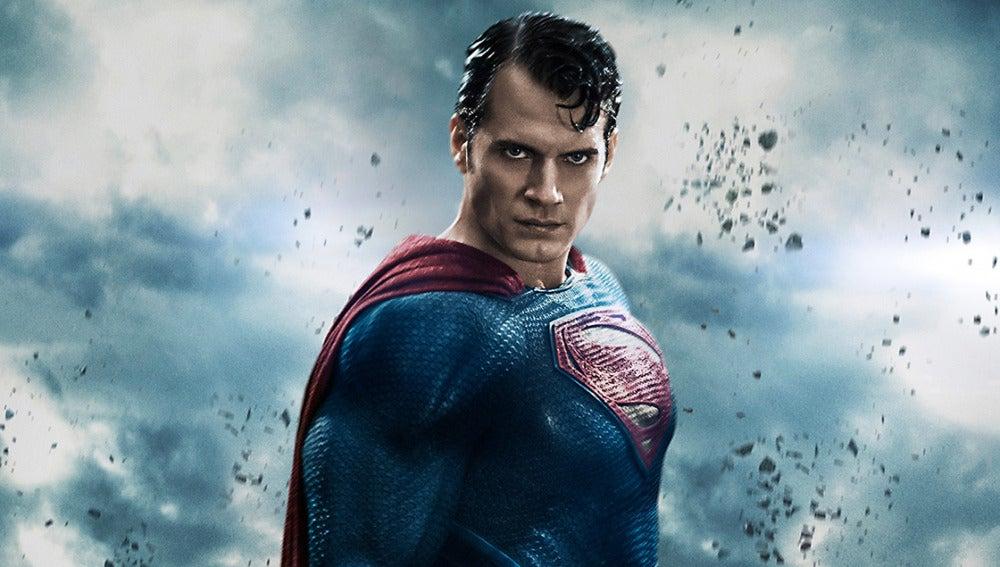 Imagen de Henry Cavill como Superman
