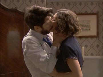 El encuentro más fogoso entre Camila y Hernando