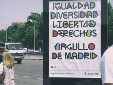 Madrid, capital del Orgullo