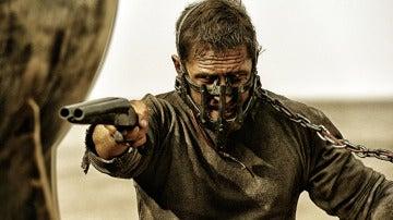 Tom Hardy en 'Mad Max: Furia en la carretera'