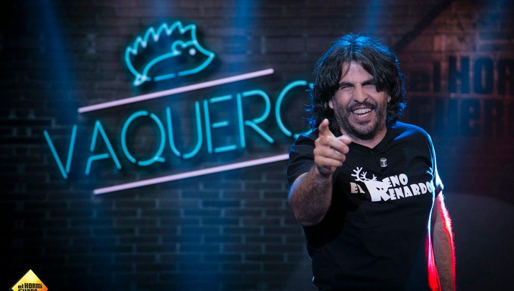 El monólogo más caluroso de Vaquero en 'El Hormiguero 3.0'