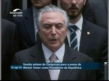 La denuncia por corrupción contra Temer agrava una crisis histórica en Brasil
