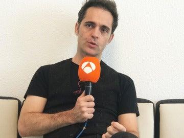 """Pedro Alonso: """"Para trabajar mi personaje fui a una fundación de enfermos terminales"""""""
