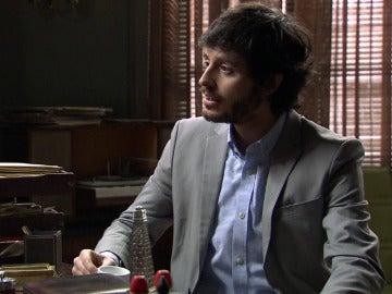 Jaime comenzará a investigar para ayudar a Maroto