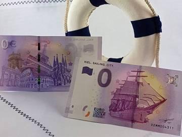 Billete de 0 euros de Alemania