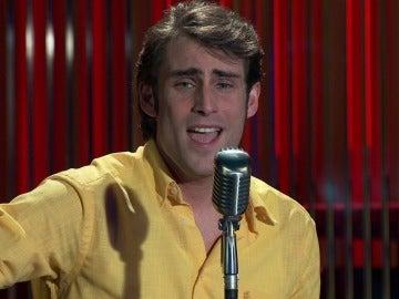 Gonzalo sorprende a todos cantando en el 'King's Road Club'