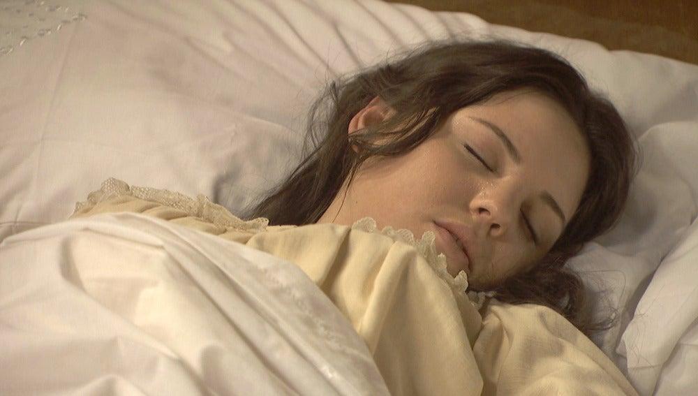Marcela se queda sin fuerzas a pesar de los cuidados de Matías