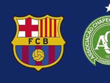 Barcelona - Chapecoense, el partido del Trofeo Joan Gamper