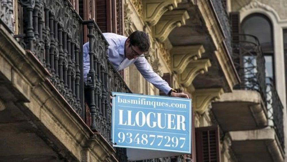 Pisos en alquiler en Barcelona