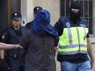 La Policía detiene a un sospechoso en una operación anti yihadista en Mallorca