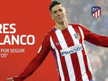 Fernando Torres renueva con el Atlético
