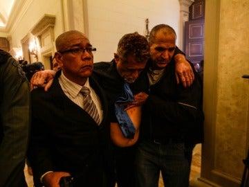 Américo de Grazia, el diputado más grave en el asalto al parlamento de Venezuela