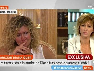 Antena 3 tv temas de actualidad diana quer for Espejo publico diana quer