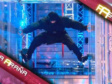 Fase 1 final Ninja Warrior