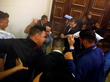 Asalto al parlamento de Venezuela