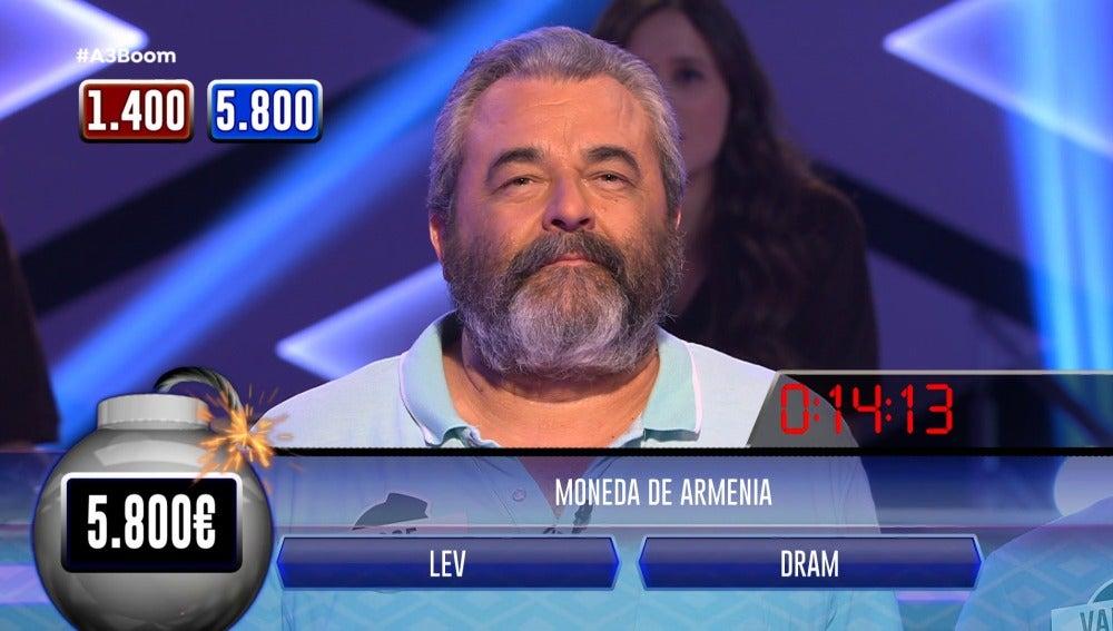 Jose marca un pleno perfecto para 'Los Lobos'