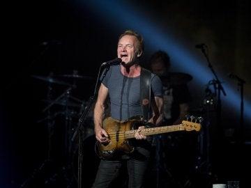 Concierto de Sting en el Teatro Real