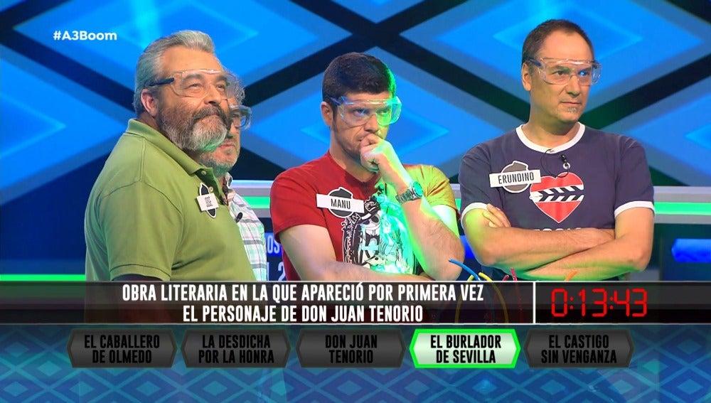 El origen de Don Juan Tenorio bien vale 600 €