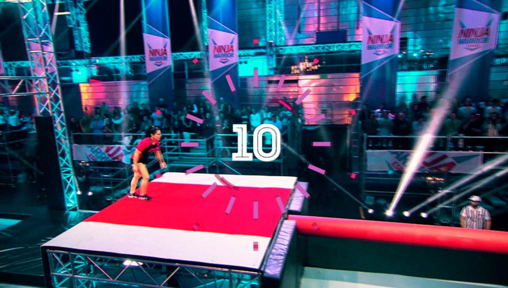 Manolo Lama nos trae el top 10 de caídas más espectaculares de 'Ninja Warrior' España
