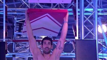 Rubén Borrás roza la victoria