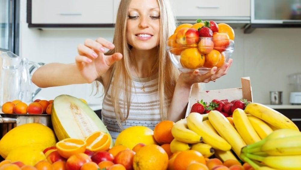 Mantener los buenos hábitos de alimentación es esencial en verano